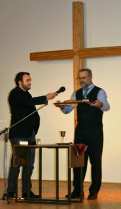 Der Sabbat wird eröffnet