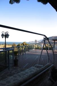 Ausblick auf den See Genezareth