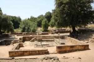 König Jerobeams Heiligtum bei Dan