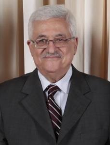 Mahmud Abbas, Empfänger der Videobotschaft